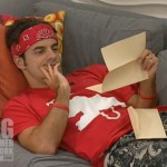 Big Brother 14 - Dan reads letter from home