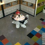 Big Brother 14 - Ian and Dan at smaller table