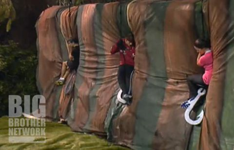 Big Brother 14 Final HoH competition