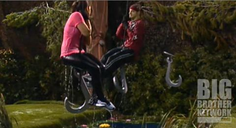 Big Brother 14 HoH competition