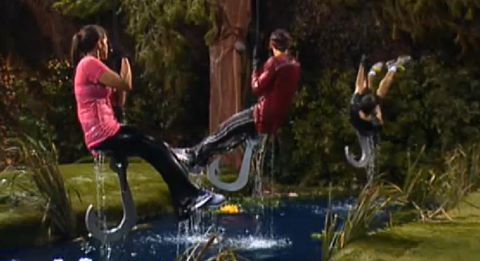 Big Brother 14 - Final HoH competition