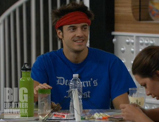 Dan and Danielle on Big Brother 14