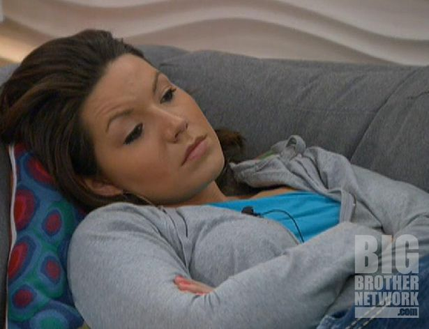 Danielle Murphree on Big Brother 14