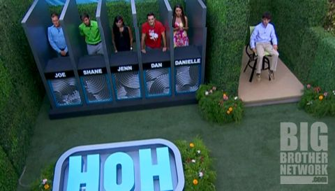 Big Brother 14 - Episode 26 HoH competition