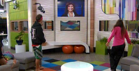 Big Brother 14 episode 27: Julie surprises HGs