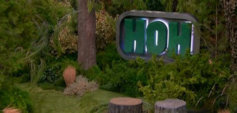 Big Brother 14 - Final HoH endurance competition