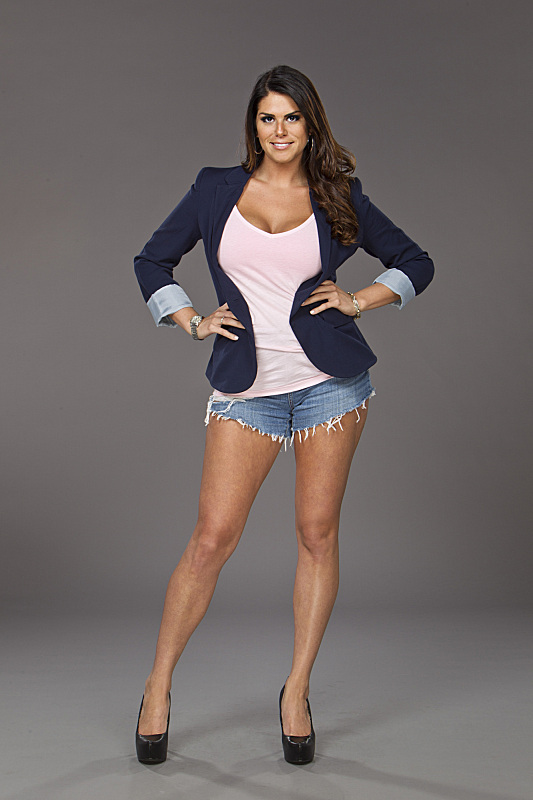 Amanda Zuckerman – Big Brother 15