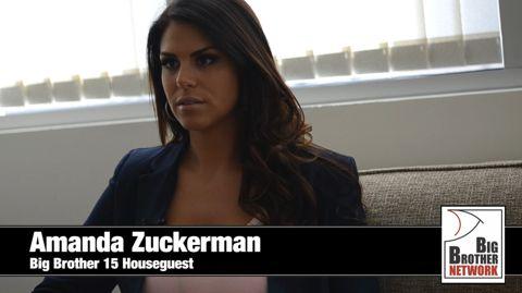 Amanda Zuckerman - Big Brother 15 HG
