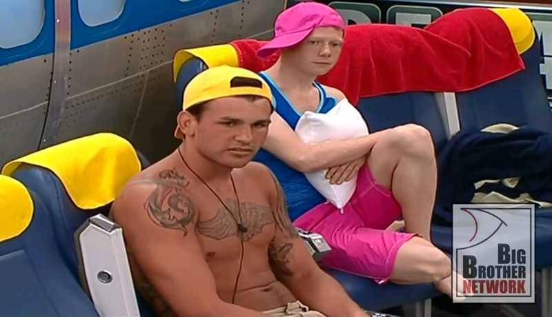 Big Brother 15 Have Not room