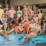 Big Brother 15 - poolside promo