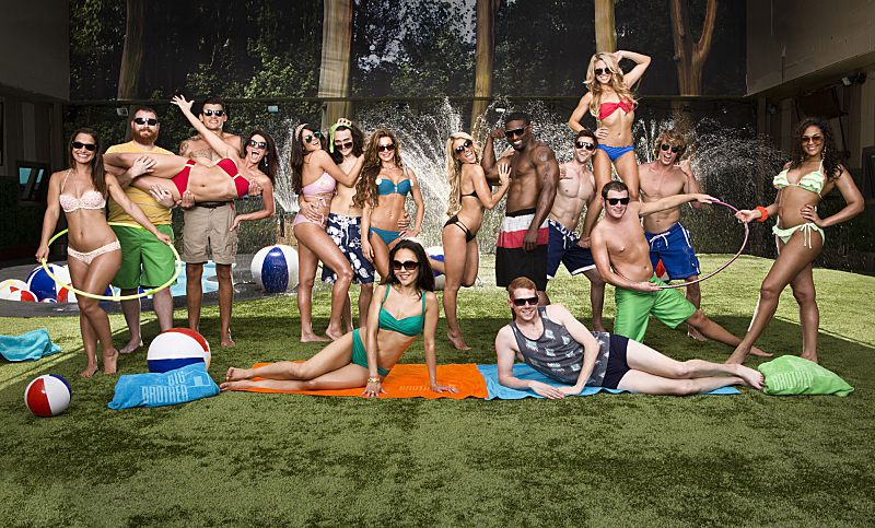 Big Brother 15 – Backyard promo