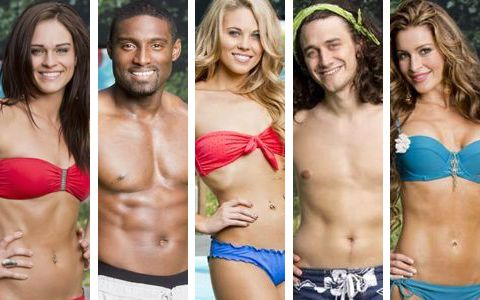 Big Brother 15 bikinis