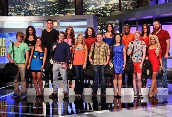 Big Brother 15 cast FOTH