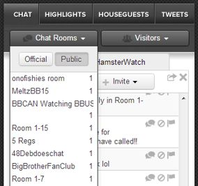 Big Brother 15 chat rooms