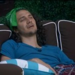 McCrae on the couch