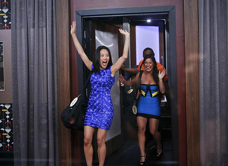 Helen Kim enters Big Brother 15