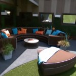 Big Brother 15 backyard