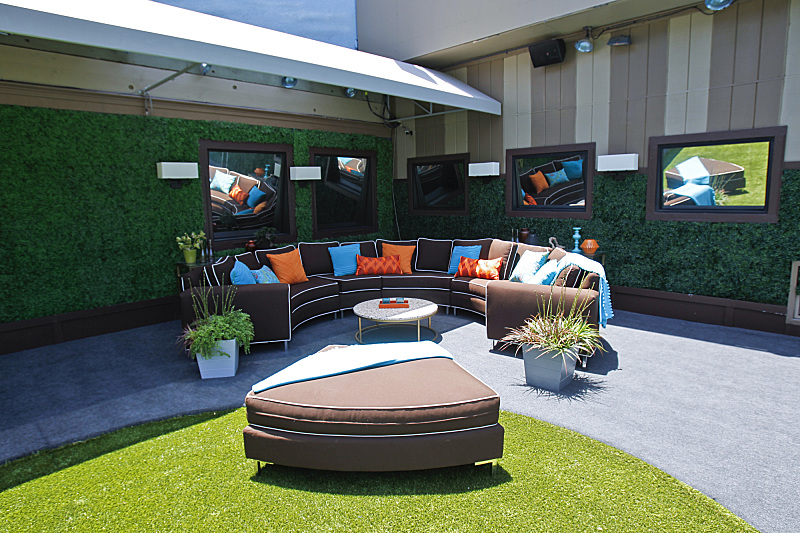 BIG BROTHER 15 – Backyard