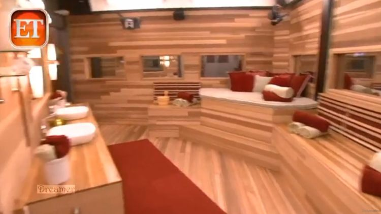 Big Brother 15 bathroom