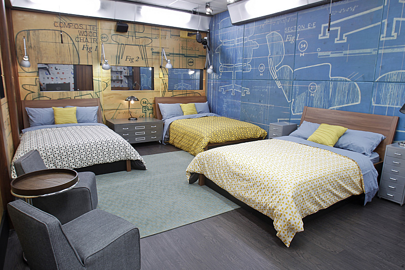 BIG BROTHER 15 – Bedroom one