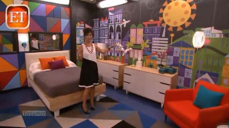 Big Brother 15 back bedroom