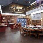 BIG BROTHER 15 - Dining room