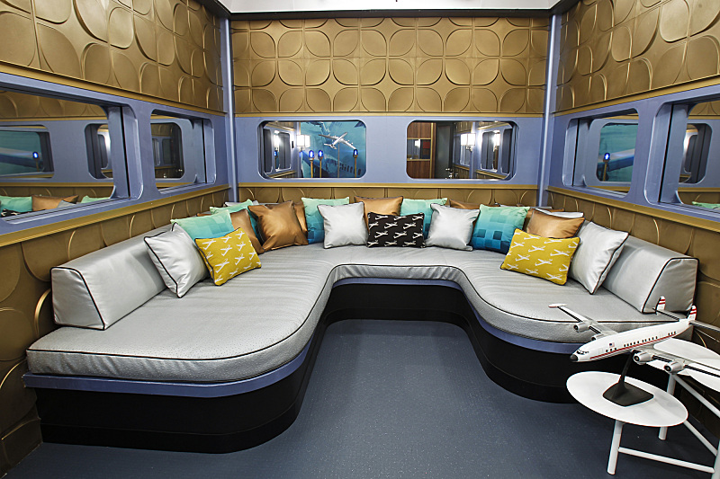 Big Brother 15 House