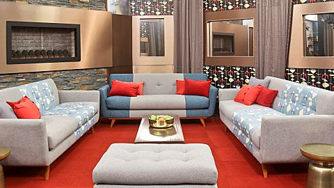 Big Brother 15 living room