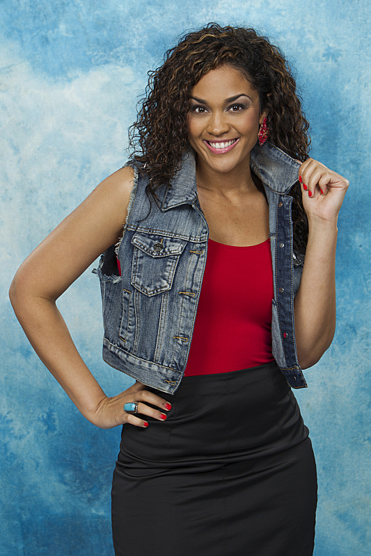 Candice Stewart – Big Brother 15