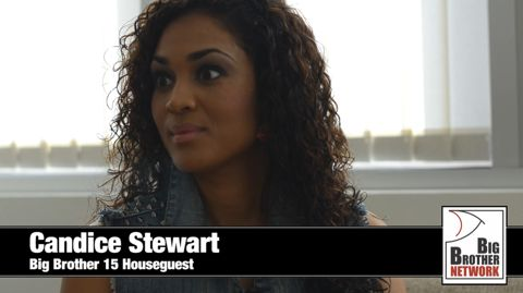Candice Stewart - Big Brother 15 HG