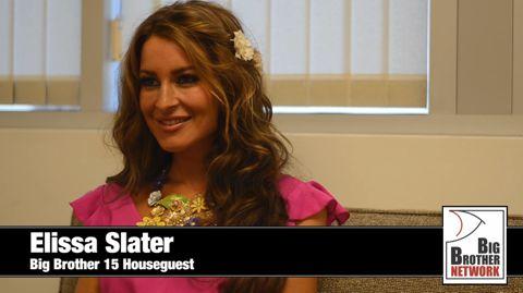 Elissa Slater - Big Brother 15 HG