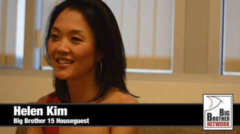 Helen Kim - Big Brother 15 HG
