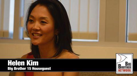 Helen Kim - Big Brother 15 HG