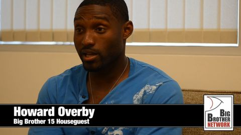 Howard Overby - Big Brother 15 HG