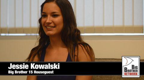 Jessie Kowalski - Big Brother 15 HG