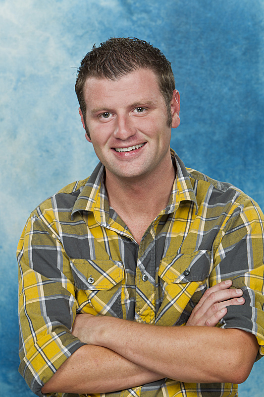 Judd Daughtery – Big Brother 15
