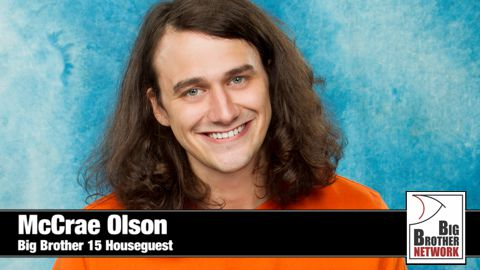 McCrae Olson – Big Brother 15 Houseguest