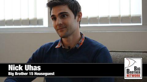 Nick Uhas - Big Brother 15 HG
