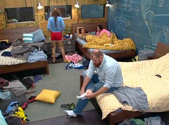 big brother 15 live feeds week 2 thursday daytime highlights bb14 live