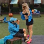GinaMarie scares Nick