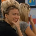 GinaMarie crying about Nick