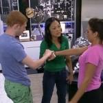 Andy, Helen, & Kaitlin