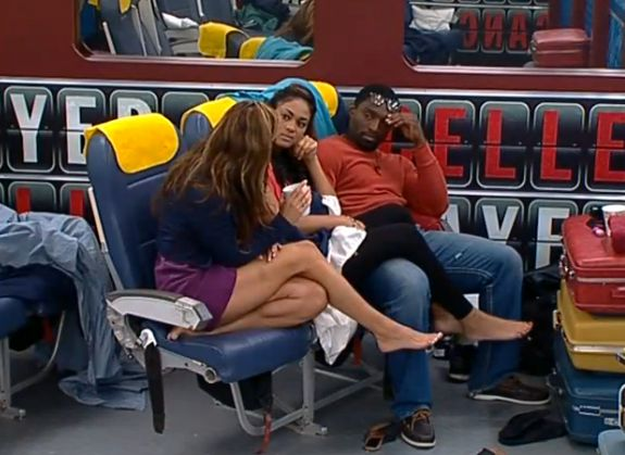 Elissa talks to Howard & Candice