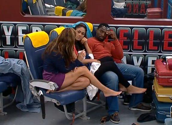 Elissa talks to Howard & Candice