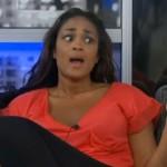 Candice argues with Amanda
