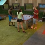 Big Brother 15 house meeting - Spencer, Howard, & Kaitlin