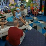 Big Brother 15 house meeting - Group