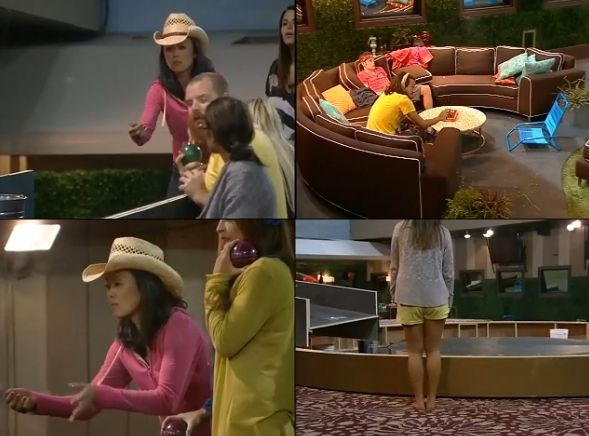 Big Brother 15 Week 5 HoH comp 03