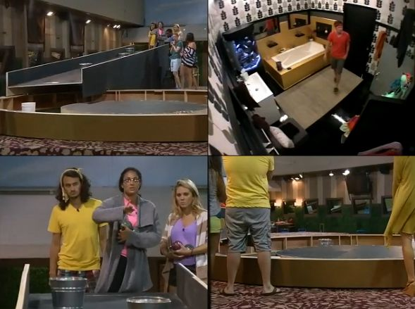 Big Brother 15 Week 5 HoH comp 05