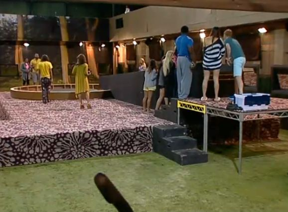Big Brother 15 Week 5 HoH comp 06